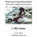 Diplom za 2. místo v soutěži Český pohár v zimním plavání 2009/2010